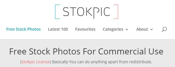 Banco de imágenes gratis Stokpic