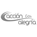 Logo Acción con Alegría
