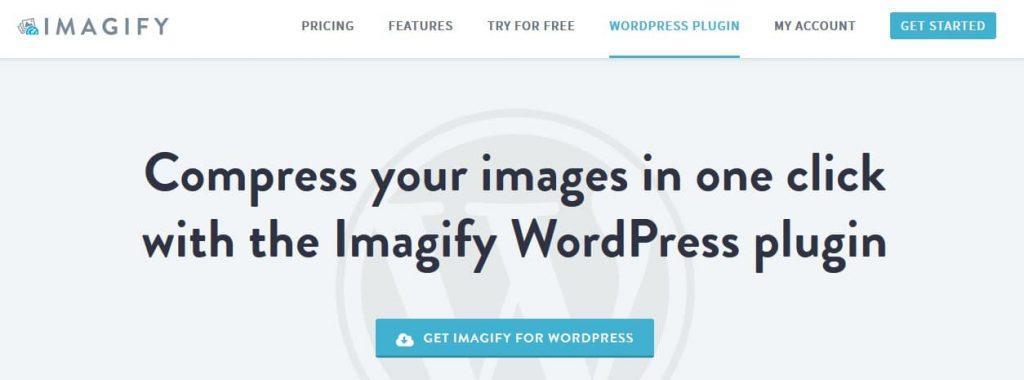 Imagify. Herramienta y plugin de WordPress para optimizar imágenes