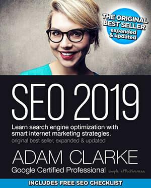 SEO 2019 por Adam Clarke