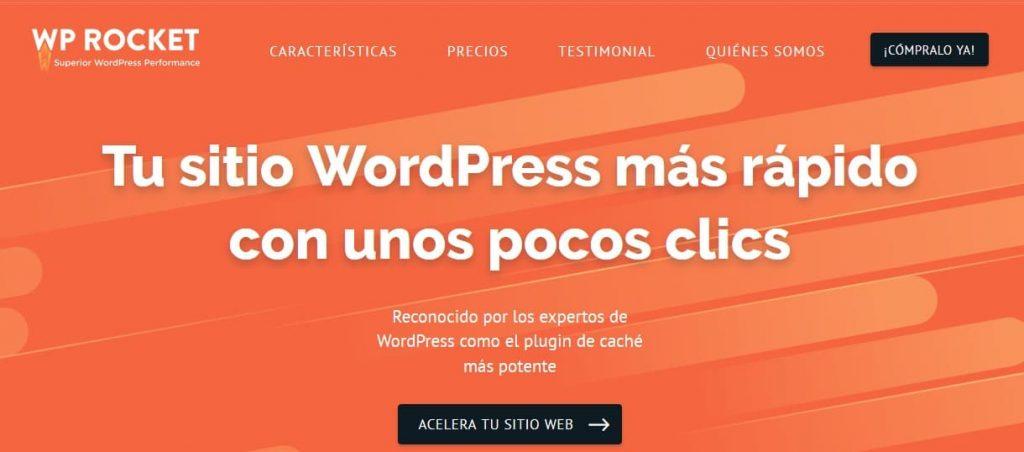 Aplica Lazy Load a tus imágenes en WordPress con el plugin de caché WP Rocket