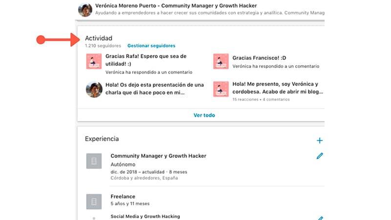 Posicionamiento a través del contenido en LinkedIn
