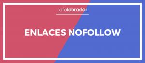 Enlaces nofollow